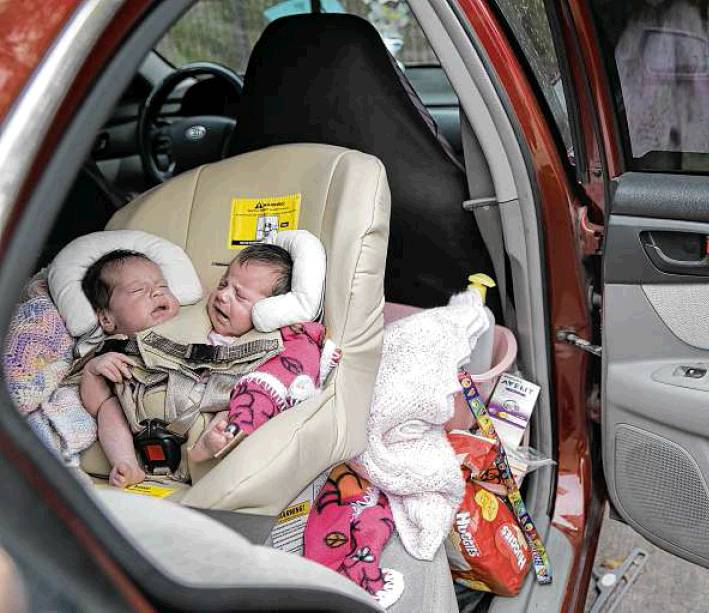 Conjoined Twins Head Home But Face Challenges Ahead Houston Chronicle 3 11 2017
