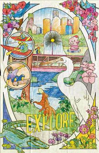 Coloring-contest winners - Houston Chronicle, 2/4/2018