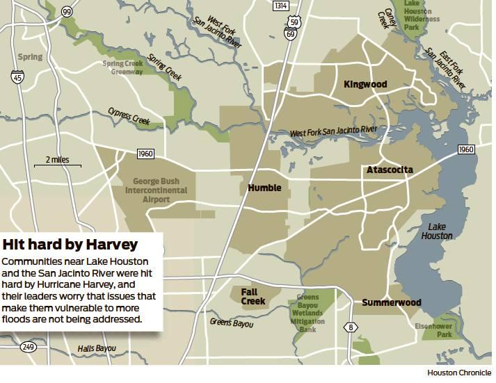 After Harvey, Kingwood feels \'like sitting ducks\' - Houston ...
