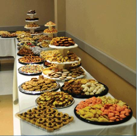 The \'sweet\' history of wedding cookie tables to be explored - Mon ...