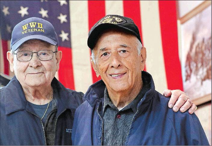 Brothers in arms - The Providence Journal, 5/26/2019