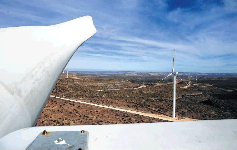 Texas leads U S  in wind energy - San Antonio Express, 8/24/2018