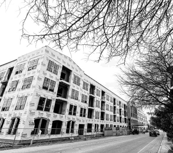 APARTMENTS HELPED BY DOWNTOWN GROWTH - San Antonio Express