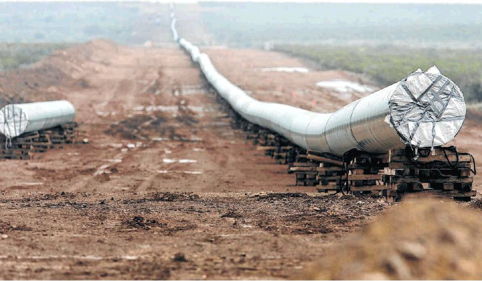 Texas pipeline won't be excluded from steel tariffs - San