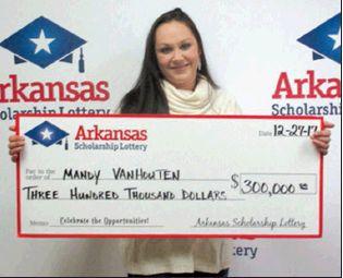 Judge asked to freeze lottery prize - Arkansas Democrat