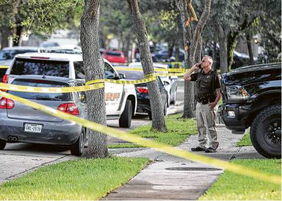 Fort Bend deputy constable killed by friendly fire in ...