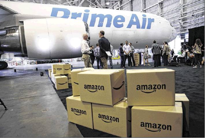 Amazon air hub is latest phase of shipping foray - Austin